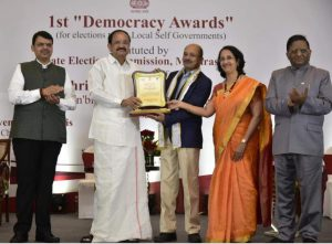 First Democracy Award